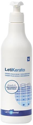 Kerato Champú - Fórmula mantenimiento